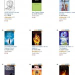 Angela James' The Theft Of The Black Diamond at #44 in Amazon's top 100 in Swords and Sorcery