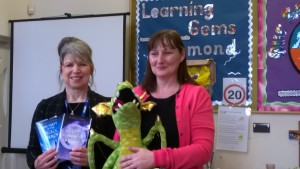 Angela James author at Broad Town School